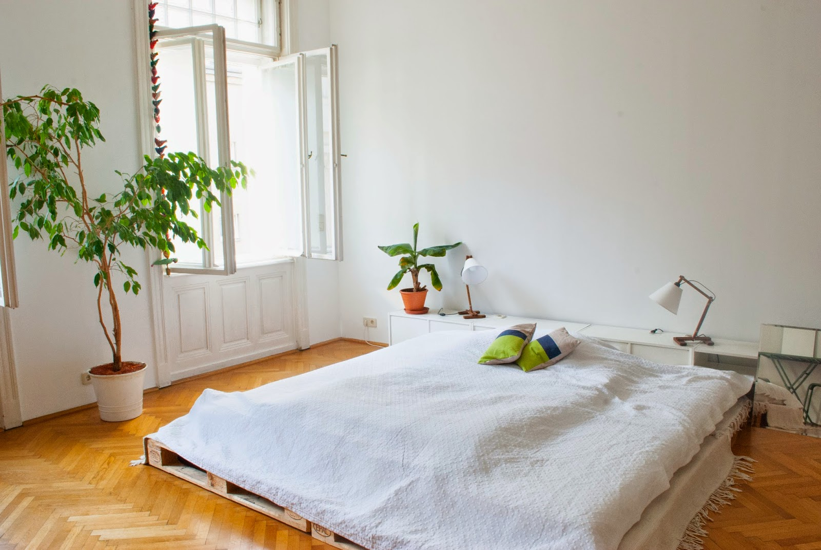 Mini Blogst 2014 Wien Air BnB Vienna