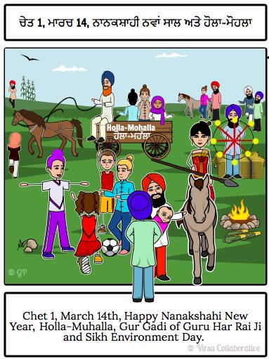 Sikh New Year