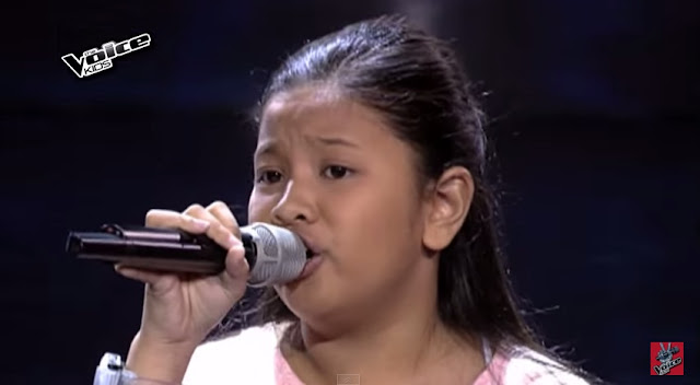 Elha Nympha The Voice Kids