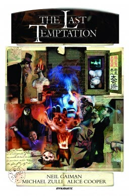 The Last Temptation, Neil Gaiman &  Michael Zulli