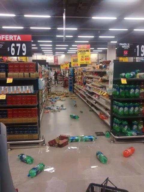 Los muertos por el terremoto de Chile son tres, Hasta el momento