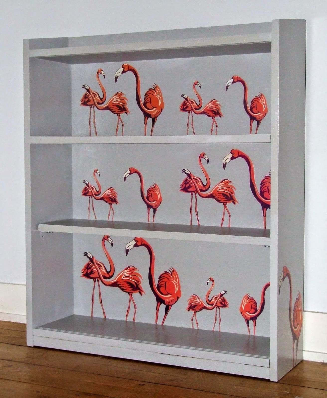 Flamingo Bookcase