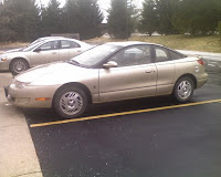 Don Appleman's 1999 Saturn SC2 (35+ mpg, 262,144+ miles)