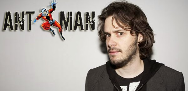 Edgar Wright - Ant-Man