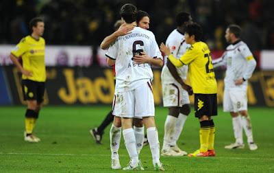 Borussia Dortmund 1 - 1 Kaiserslautern (2)