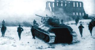 t 34 tank stalingrad  STZ T-34 mod.41(zváraná veža) -
