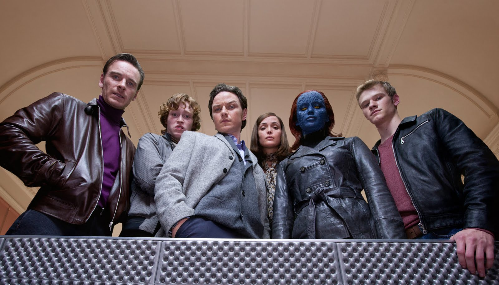X-Men: First Class refracts to