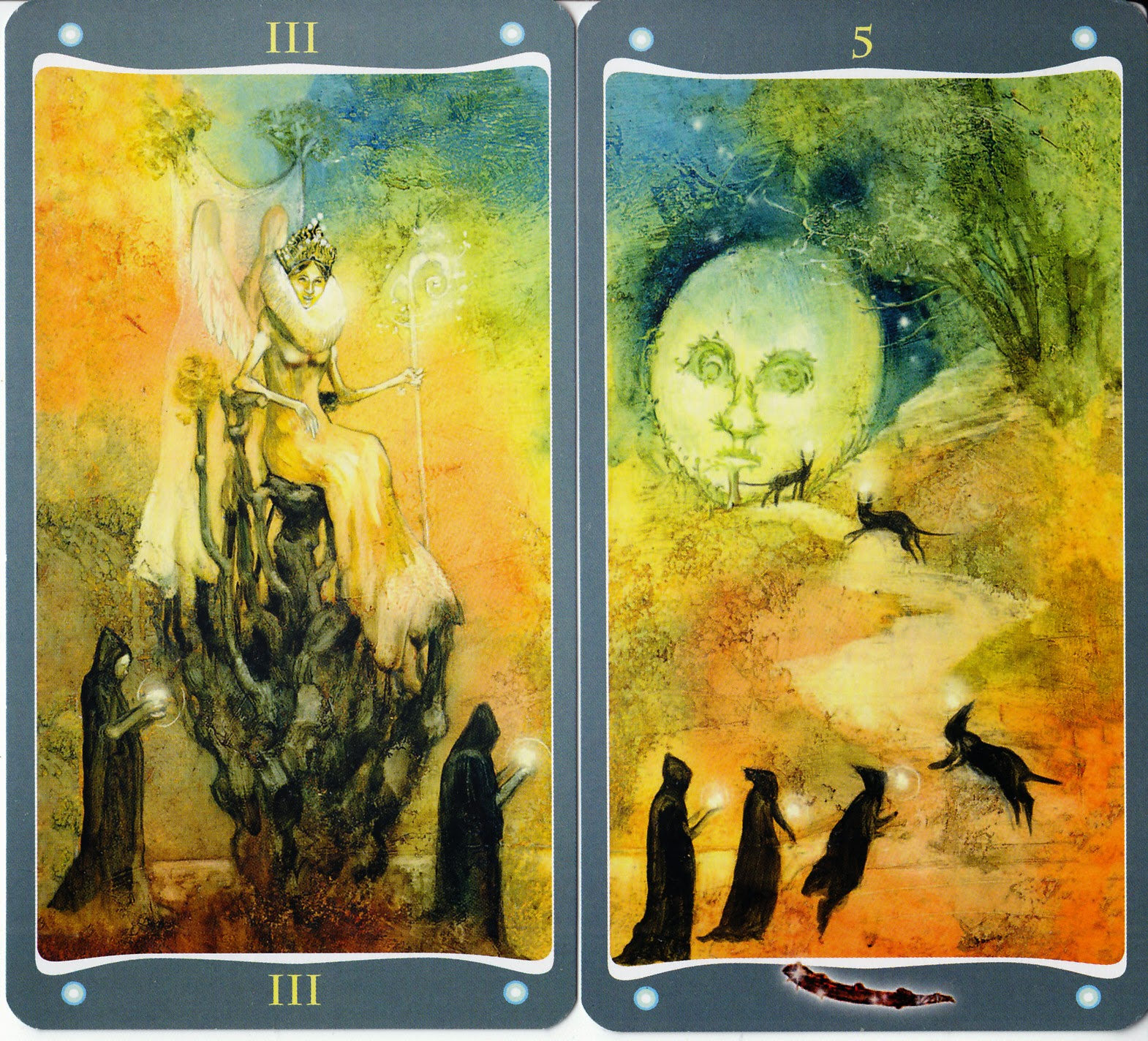 Pooks hill fairy lights tarot review fairy lights tarot review aloadofball Choice Image