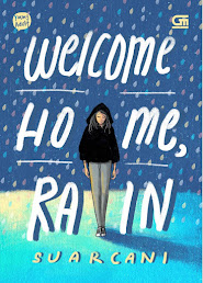 Novel keempat, terbit 16 Oktober 2017