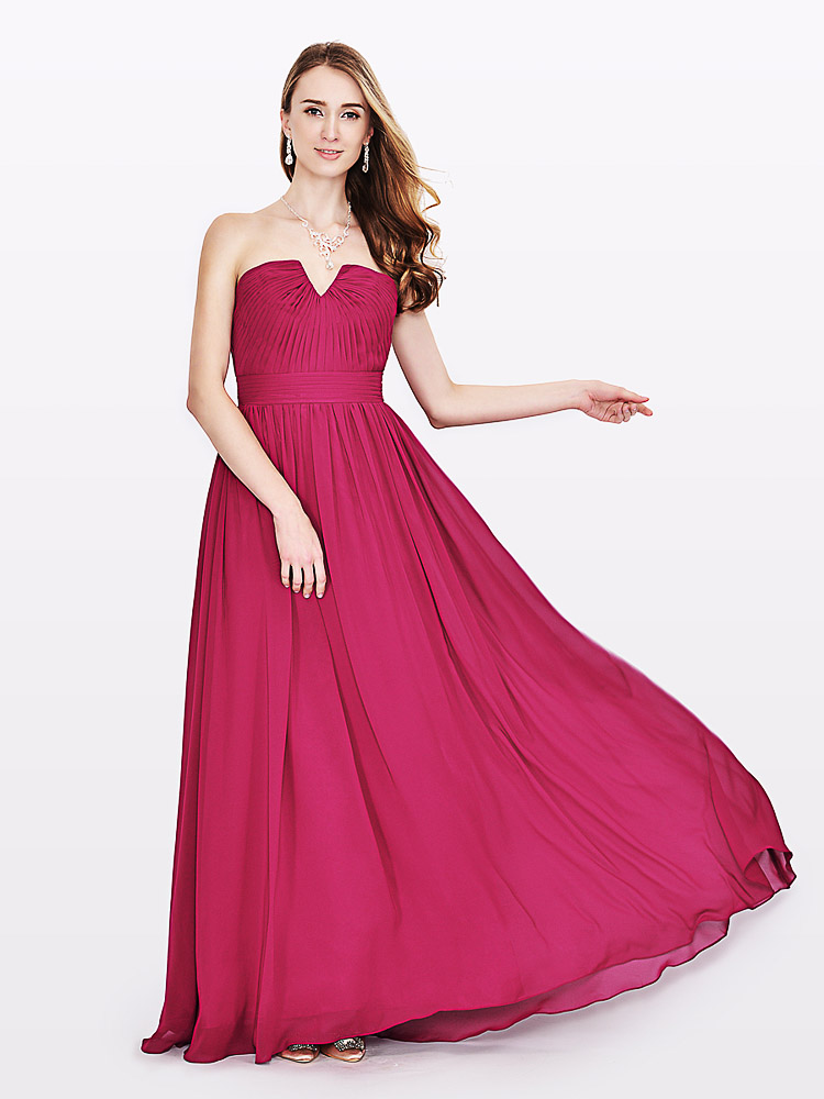 http://www.topwedding.ro/dark-magenta-strapless-pleated-chiffon-bridesmaid-dress-with-chic-shallow-v-neck-lflw14005a-ro.html
