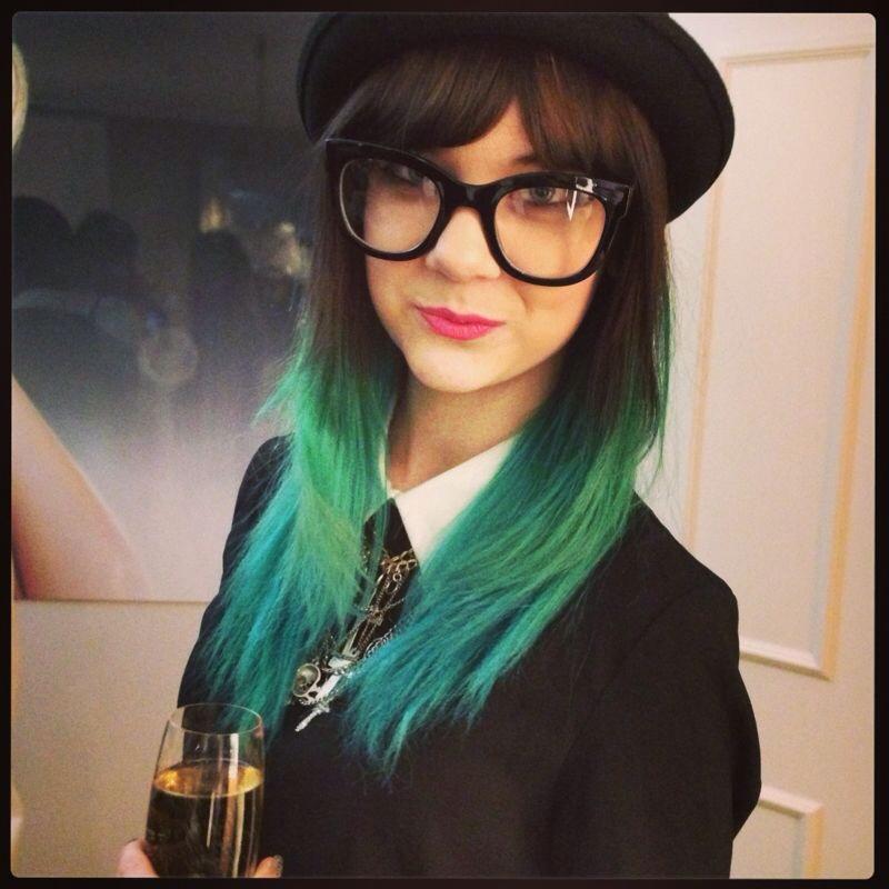 Dark Turquoise Hair No Bleach | newhairstylesformen2014.com
