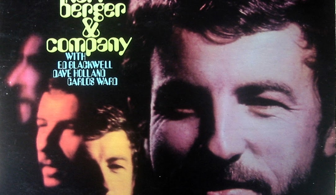 Karl Berger Ed Blackwell Just Play 1976