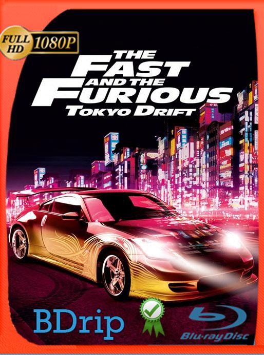 Rápido y furioso 3 Reto Tokio (2006) BDRip [1080p] [Latino] [GoogleDrive] [RangerRojo]