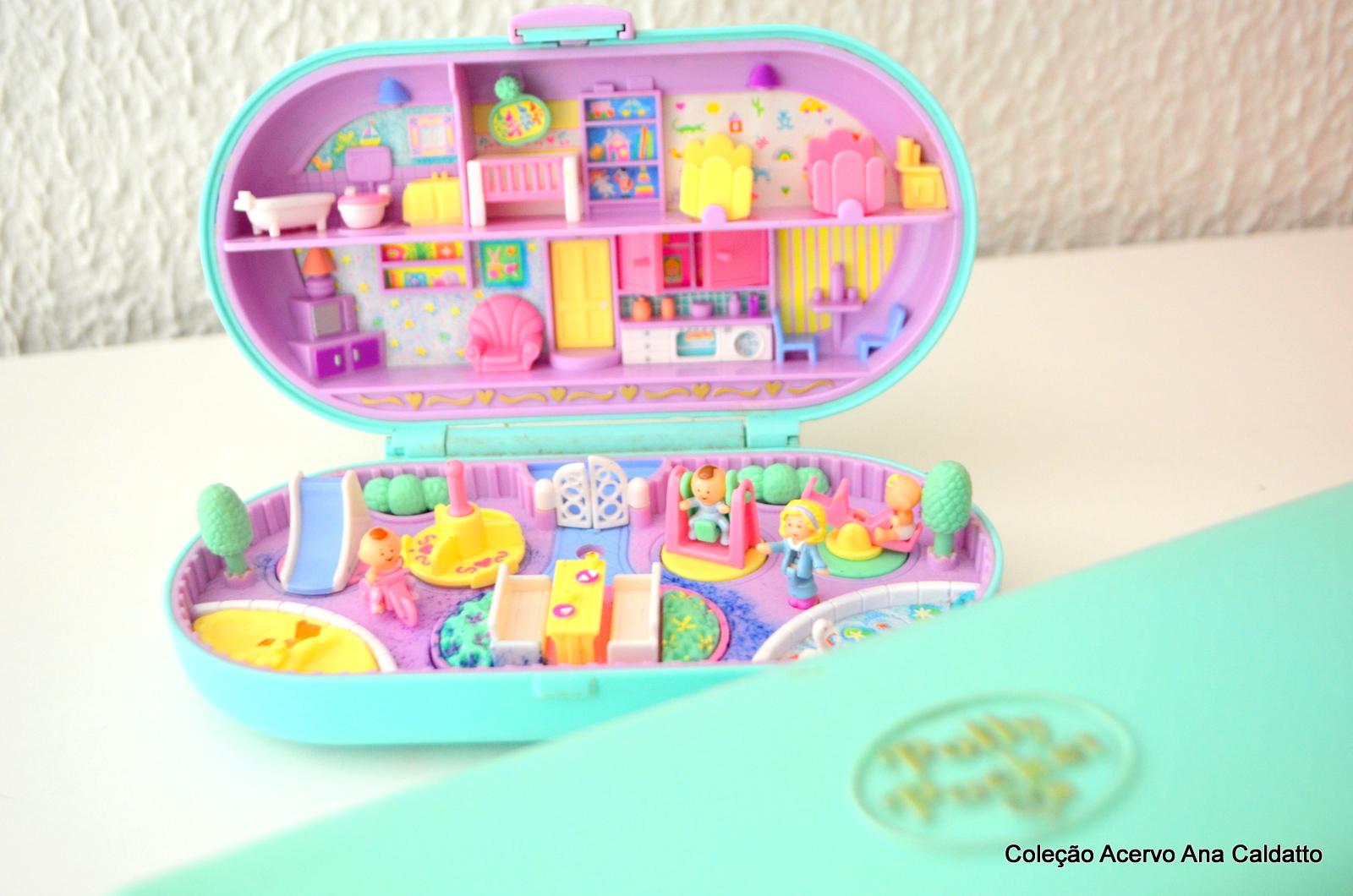 Coleção Boneca Polly Pocket