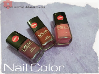 Makeup Academy Nail Varnish