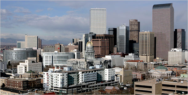 Denver Colorado Tourist Attractions