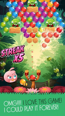 Angry Birds POP Bubble Shooter Mod Apk v2.6.0-screenshot-3