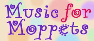 Music for Moppets Kawartha Lakes Children's Music program banner image
