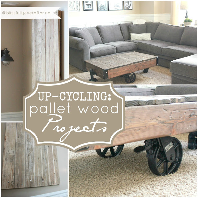Upcycling: Pallet Wood Projects