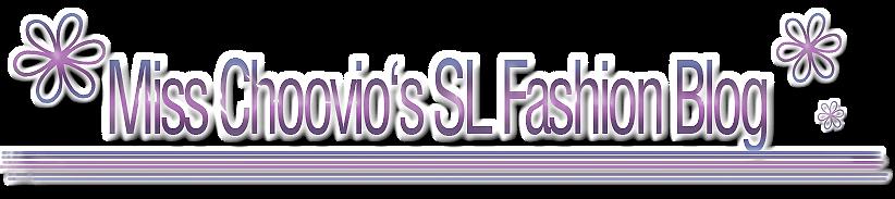 Miss Choovio SL Fashion blog