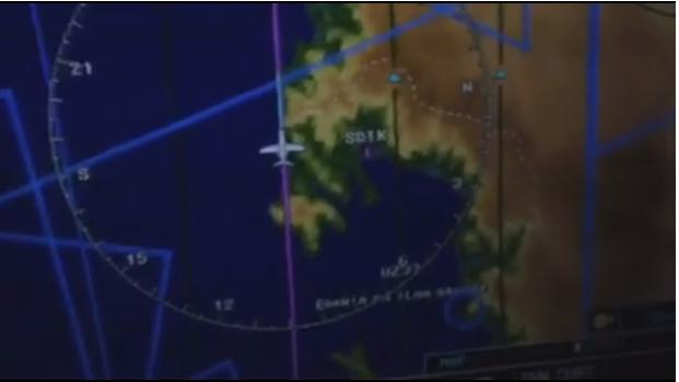 Ator da Globo Rodrigo Andrade filmou OVNI do avião