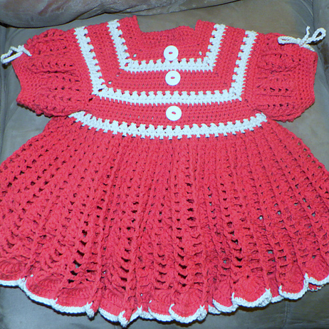 Lindsey Baby Dress