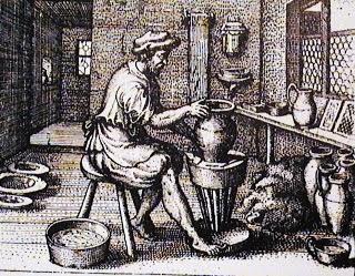 Arnoldo gualino rub n winkler alfarero y artesano for Origen de la ceramica