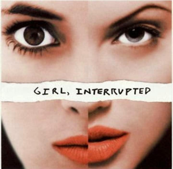 ... ou talvez eu fosse apenas uma Garota, Interrompida.