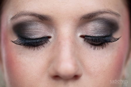 Smokey Eye Wedding Makeup Look