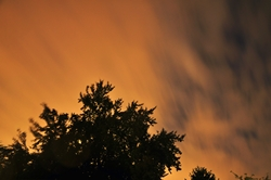 Nachthimmel...