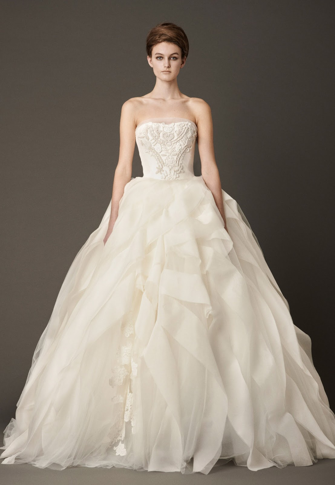 Vera Wang 2013 Fall Bridal Collection