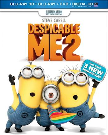 Despicable Me 2 2013 BluRay Download