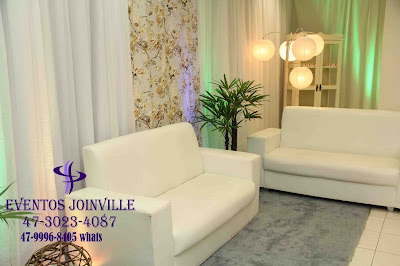 Decoração de salão em Joinville