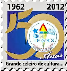 Logo do  I.E.G.R.S./2012