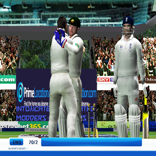 IM Studios Ashes 13 Patch for EA Cricket 07 EA Cricket