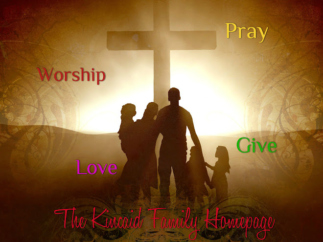 The Kincaid Family Homepage