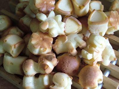 Muffinki-pralinki waniliowe