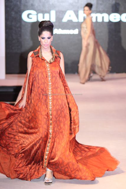 Gul Ahmed Collection Ozzescouture