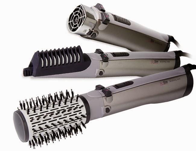 Rotanting Air Brush Titanium