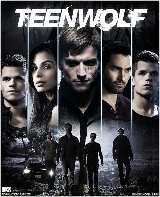 teen wolf poster