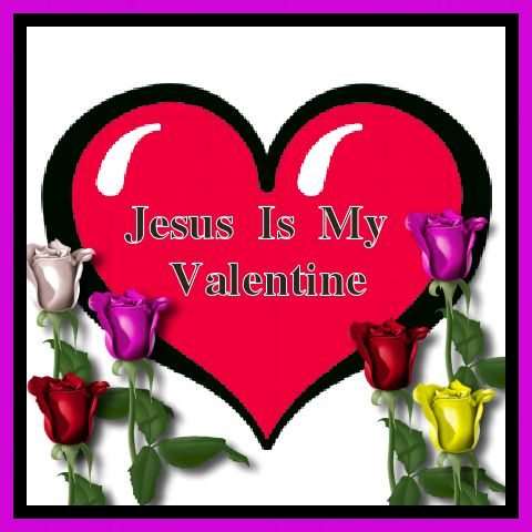 Childrens Gems In My Treasure Box Valentines With Christian Message