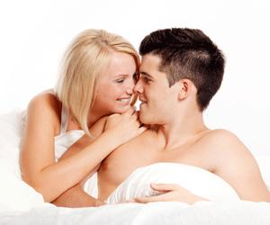 benefitsarticle - How to Make Sex Safer in 4 Simple Steps - man woman bed