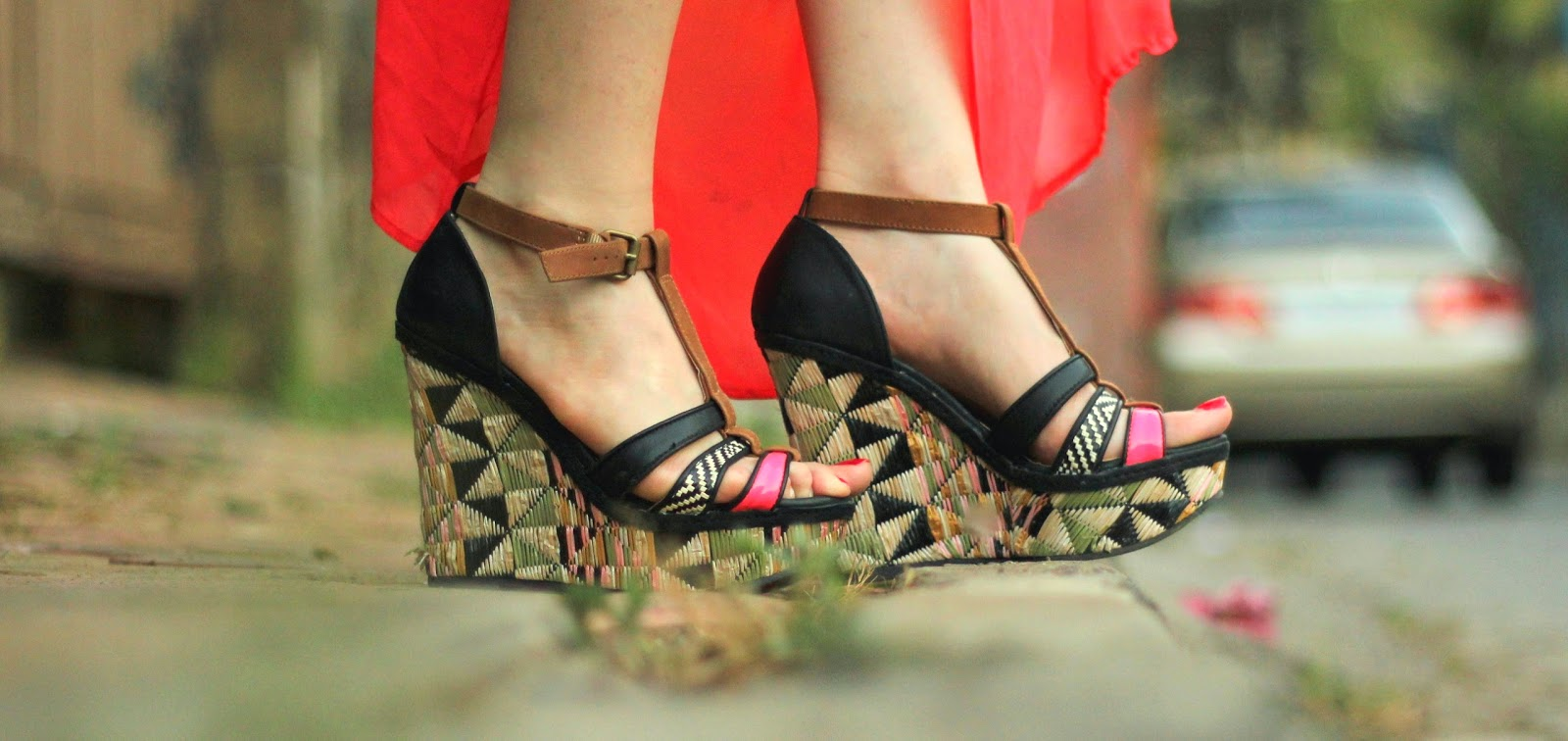 Aldo Aztec Wedges