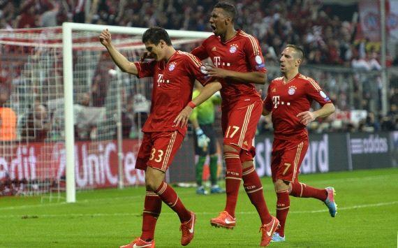 Hasil Akhir Bayern Munchen vs Barcelona 2013