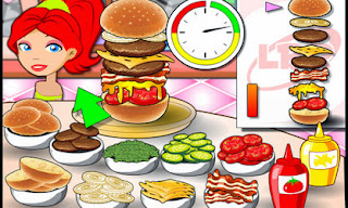 Screenshots of the Little Big Restaurant for Android tablet, phone.