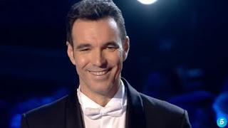 José Manuel canta Torna a Surriento-La Voz 2015 Semifinales