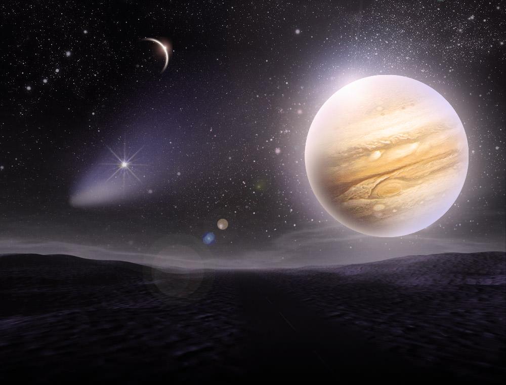 ドリームスダイアリー: 木星の ...