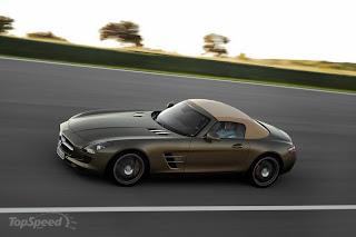 2011 Mercedes SLS AMG Roadster