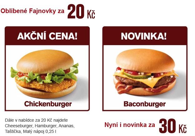 Cena cheeseburger