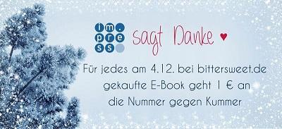 Spendentag auf www.bittersweet.de